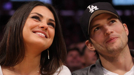 Ashton Kutcher y Mila Kunis esperan a su segundo hijo