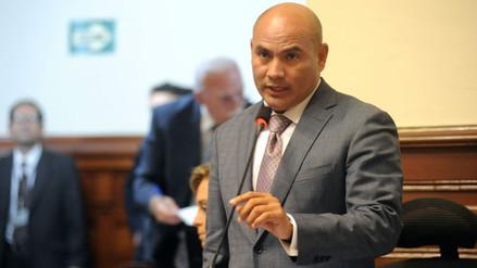 Fiscalía negó que Joaquín Ramírez se haya puesto a disposición