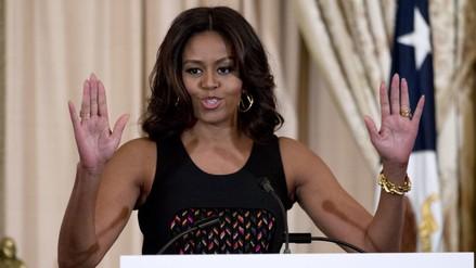 Michelle Obama visitará España a fines de mes