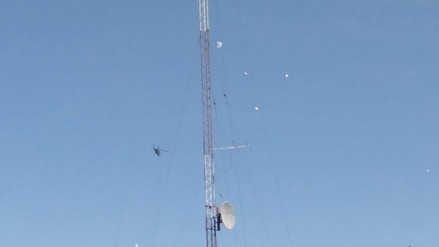 Con sobrevuelo de helicóptero autoridades evaluarán simulacro de sismo