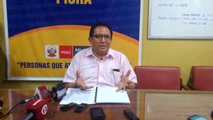 Director regional de salud de Piura renunció al cargo