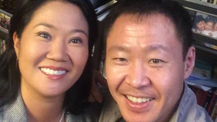 """Kenji Fujimori: """"No fui a votar por razones personales que mi hermana sabe"""""""