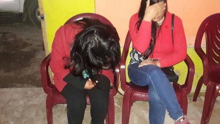 Rescatan a adolescente que era víctima de trata de personas en Camaná