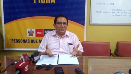 Gobernador descarta que renuncia de director de Salud sea por cuestionamientos