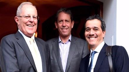 PPK se reunió con ministro Alonso Segura y economista Alfredo Thorne