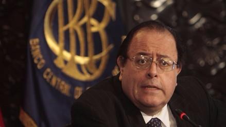 """Julio Velarde: """"No descarto quedarme, me gusta el Banco Central"""""""
