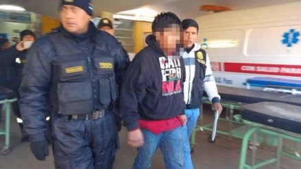 Puno: detienen a adolescente que apuñaló y mato a ciudadano