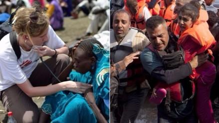 Médicos sin Fronteras se enfrenta a la Unión Europea por el tema refugiados