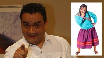 J.B asegura que la Paisana Jacinta no denigra a la mujer campesina