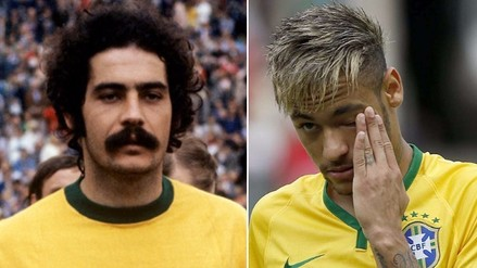 Rivelino sobre Neymar: