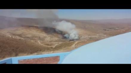 Arequipa: denuncian contaminación en botadero El Cebollar (Paucarpata)