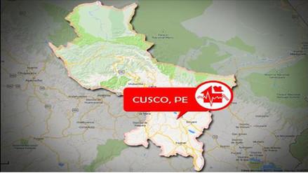 Sismo de 4.4 grados sacude provincia de Espinar