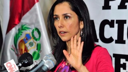 "Nadine Heredia: ""Ni fiscal ni juez corroboraron supuesta carta de Chávez"""