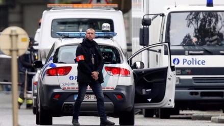 Bélgica: la policía detiene a 12 sospechosos de planear atentado