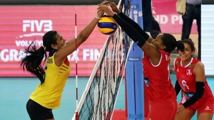 World Grand Prix: Perú venció por 3-2 a Colombia y se quedó con el bronce