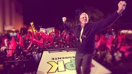 Ipsos: PPK recibe 50% de aprobación como presidente electo