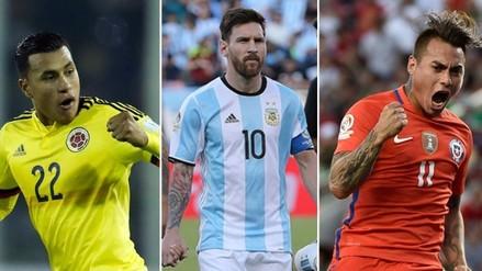 Copa América Centenario: el once ideal de los cuartos de final
