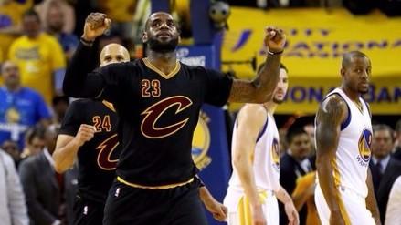 NBA: Cleveland Cavaliers lograron el primer título en su historia