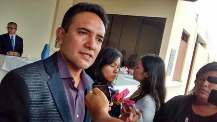 Evaluarán pedido de ampliación de investigación a alcalde de Nuevo Chimbote
