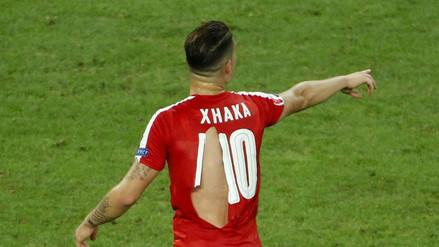 Eurocopa: marca deportiva aclara incidente de camisetas rotas en Suiza