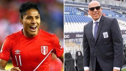 Selección Peruana: Roberto Mosquera criticó gol con la mano de Raúl Ruidiaz