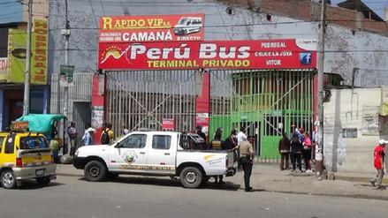 Jóvenes agreden a serenos en Miraflores