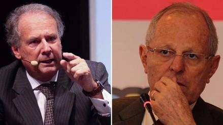 Las polémicas frases de Barnechea contra PPK en la campaña electoral