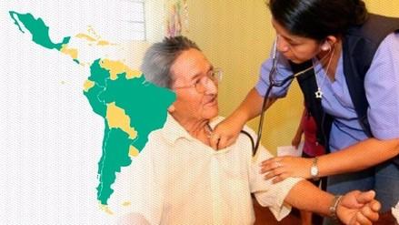 Neumonía: 1 de cada 3 adultos latinoamericanos no sabe sobre la enfermedad