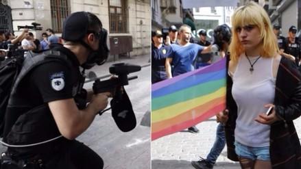 Turquía: así fue la represión a la marcha del orgullo transexual