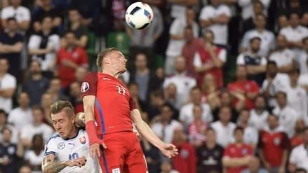 Euro 2016: Inglaterra avanzó a octavos tras igualar 0-0 con Eslovaquia