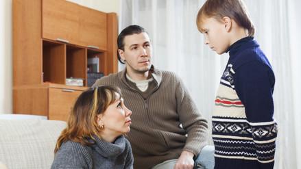 ¿Cómo le hablo de sexualidad a mi hijo?