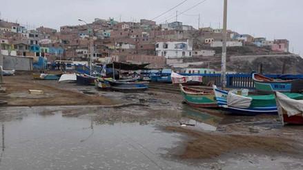 Cierran puertos de la provincia de Huaura por fuertes oleajes