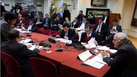 Acusación constitucional contra expresidente Alan García será reformulada