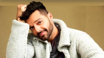 Ricky Martin tiene un ídolo tan guapo y sexy como él
