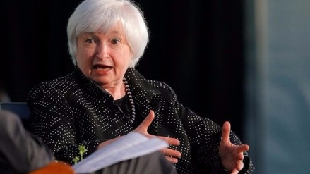 Yellen recalca cautela de Fed ante posible