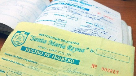 Huancayo: padres de institución educativa denuncian cobros irregulares