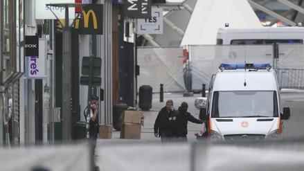 Bruselas recupera la calma tras falsa alerta de bomba