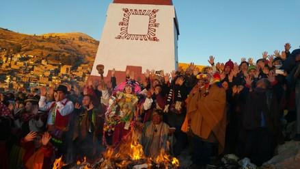 Resultado de imagen para inicio del año nuevo andino