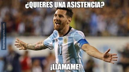 Lionel Messi: memes por su gran actuación con Argentina en Copa América