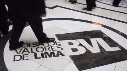 La Bolsa de Valores de Lima cerró con una caída de 0.08% hoy martes