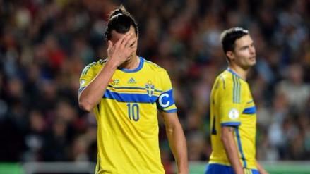Zlatan Ibrahimovic anunció que dejará Suecia luego de la Eurocopa
