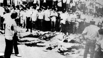 El Perú también sufrió una matanza similar a la de Orlando