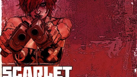 """HBO prepara nueva serie basada en el cómic """"Scarlet"""""""