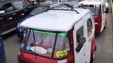 Municipio de Chiclayo habilitará nuevas vías para mototaxis anuncia gerente