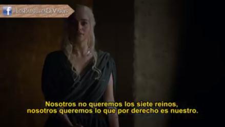 Facebook: Gemma Whelan y Emilia Clarke, la nueva alianza en Game of Thrones