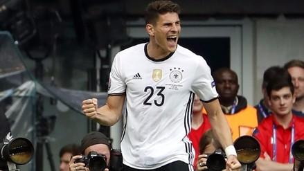 Eurocopa 2016: Alemania venció 1-0 a Irlanda Del Norte y avanzó a octavos