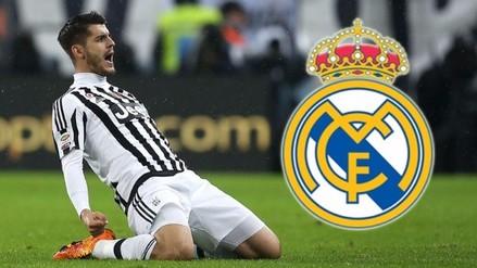 Álvaro Morata: Real Madrid confirmó su regreso
