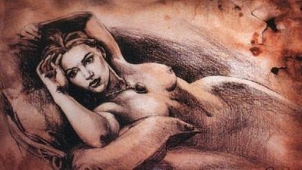 ¿Quién hizo el dibujo de Kate Winslet desnuda en Titanic?