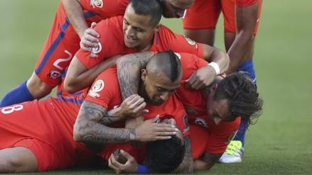 Las victorias de la selección chilena contaminan el país