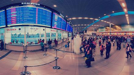 Fotos: los 10 aeropuertos más transitados de América Latina